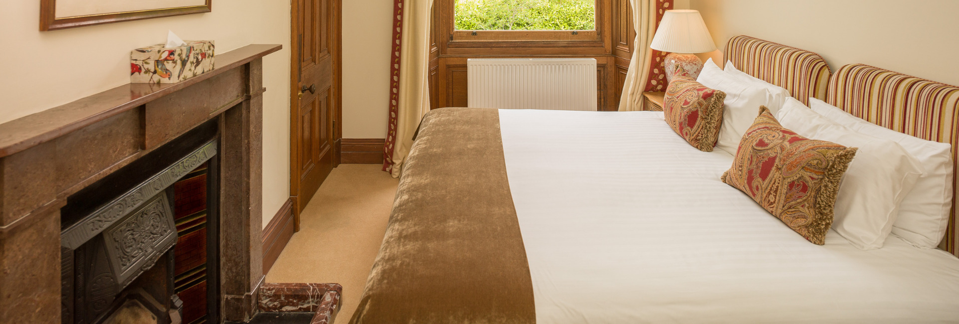 Main House Bedrooms